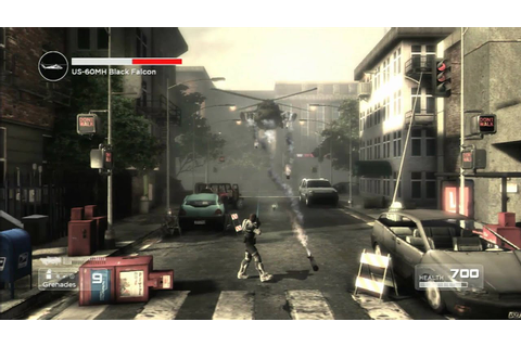 CGR Undertow - SHADOW COMPLEX for Xbox 360 Video Game ...