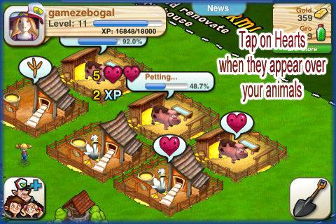 We Farm Cheats & Walkthrough: iPhone/iPad Game Hints & Tips