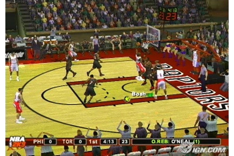 NBA 2K9 Screenshots, Pictures, Wallpapers - PlayStation 2 ...