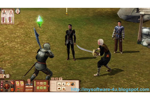 Free Download PC Games The Sims Medieval Pirates & Nobles ...