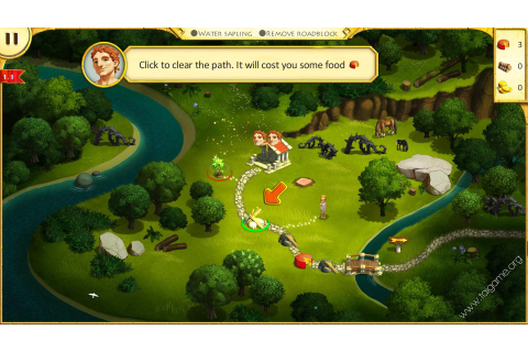12 Labours of Hercules III: Girl Power - Tai game | Download game ...