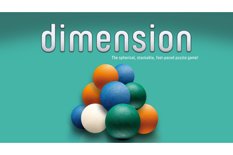 Dimension Puzzle Game by Thames & Kosmos - YouTube