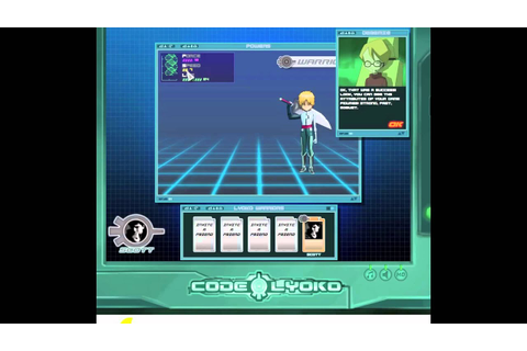 Code Lyoko Facebook Game Level One: Training - YouTube