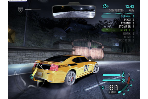 Need For Speed Carbon PC Download Free Version Game