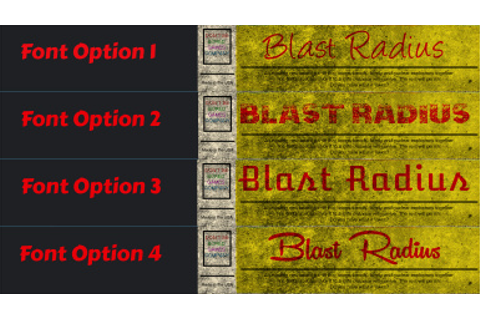 Blast Radius at Fallout 4 Nexus - Mods and community