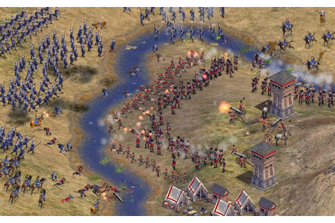 Rise of Nations: Thrones and Patriots - дата выхода ...