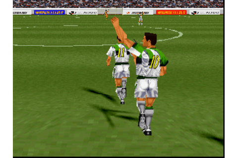 J.League Jikkyou Winning Eleven '97 (Japan) PSX ISO ...