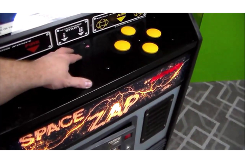 How We Repaired our 1980 Midway Space Zap Arcade Game ...