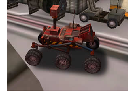 Mars Rover Extreme Parking - Start Racing - Racing Games ...