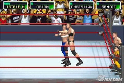 WWE Survivor Series - Game Boy Advance - IGN