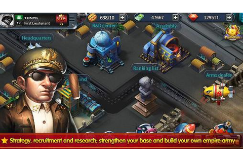 Little commander 2: Global war for Android - Download APK free