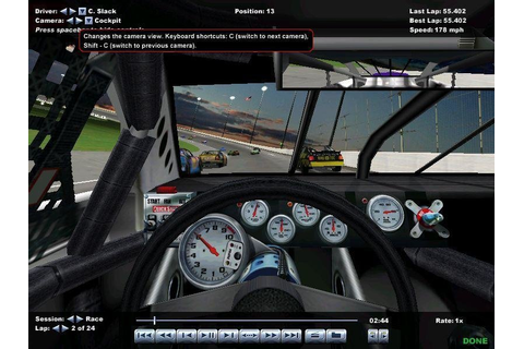 NASCAR Racing 4 (2001) - PC Review and Full Download | Old ...