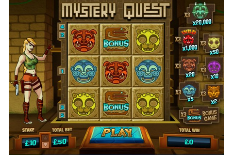Mystery Quest Slot