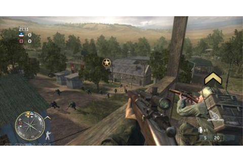 Call of Duty 3 : En marche vers Paris (cod3) sur PS3 @JVL