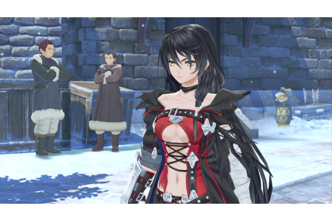 Tales of Berseria is a good game, but I hate how pervy it ...