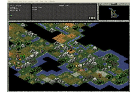 Download Civilization II: Test of Time (Windows) - My ...