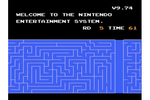 Snail Maze Game - NES Homebrew - YouTube