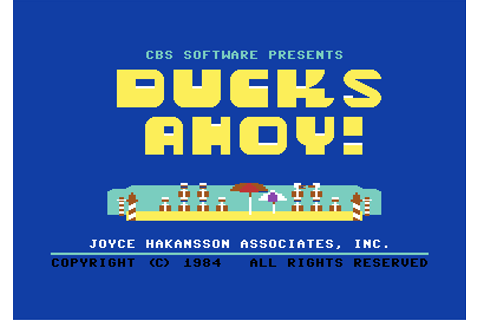 Download Ducks Ahoy! - My Abandonware