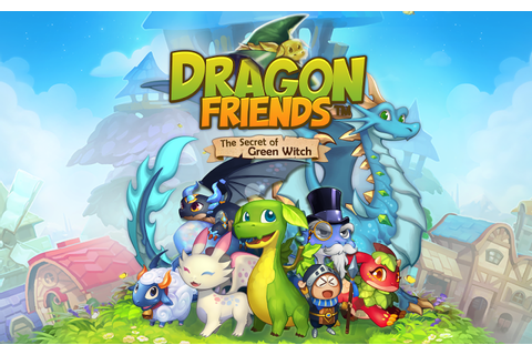 Dragon Friends : Green Witch - Android Apps on Google Play
