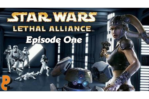 Star Wars: Lethal Alliance - YouTube