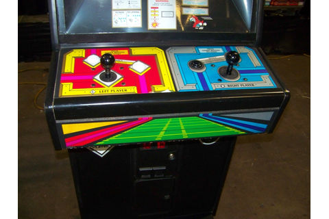 CYBERBALL 2072 CLASSIC ARCADE GAME ATARI Item is in used ...