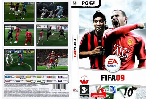 FIFA PC GAME: FIFA 2009 PC Full Version Download