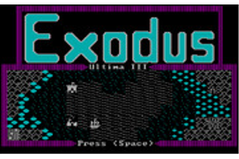 Ultima III - Exodus : Free Download, Borrow, and Streaming ...