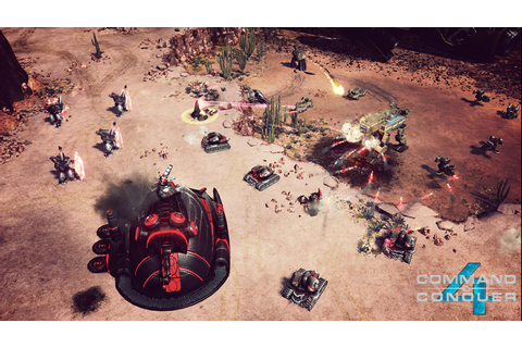 Command and Conquer 4 : Le Crépuscule du Tiberium on Qwant ...