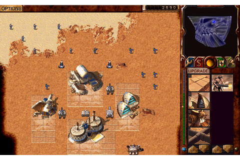 Indie Retro News: Dune 2 - History and Remakes