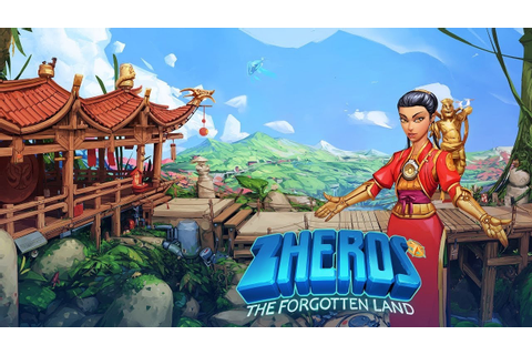ZHEROS The Forgotten Land Gameplay (PC) - YouTube