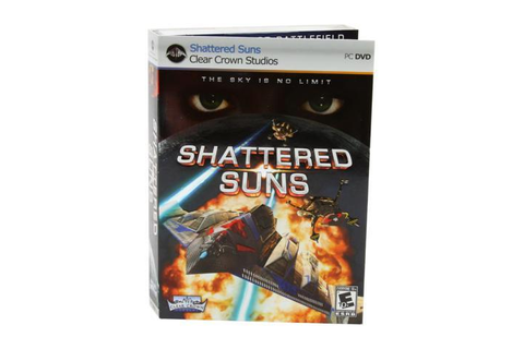 Shattered Suns PC Game - Newegg.com