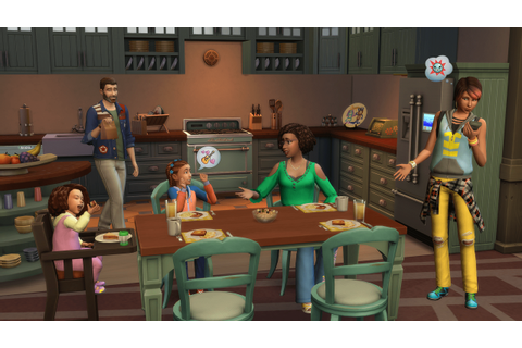 The Sims 4 Parenthood Update v1.30.10.1010 and Crack ...