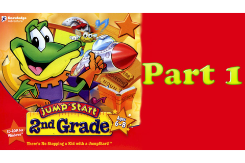 Whoa, I Remember: JumpStart 2nd Grade: Part 1 - YouTube