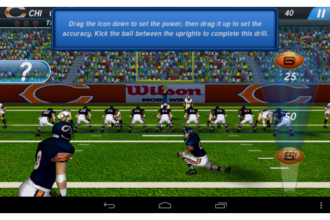NFL Pro 2013 for DELL Aero – Free download games for ...