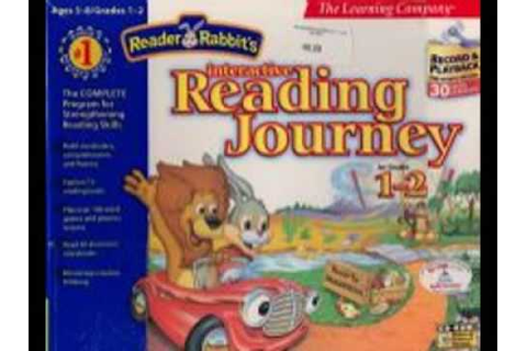 Reader Rabbit - Reading Journey 1 & 2 and Math Journey ...