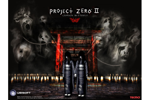 Project Zero II: Crimson Butterfly on Qwant Games