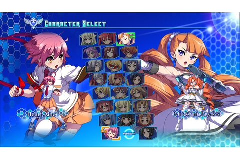 Arcana Heart 3: Love Max coming to PC via Steam on ...