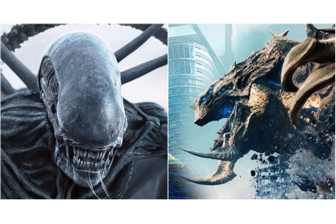 10 Powerful Movies Monsters In The Same League As Godzilla