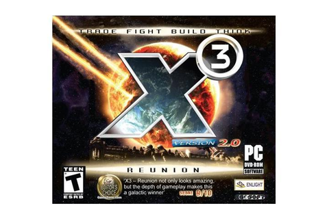 X3 Reunion PC Game - Newegg.com