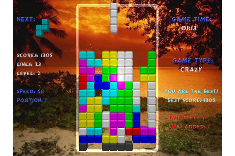Free Tetris Download - Tetris 3D - Tetris Game Download