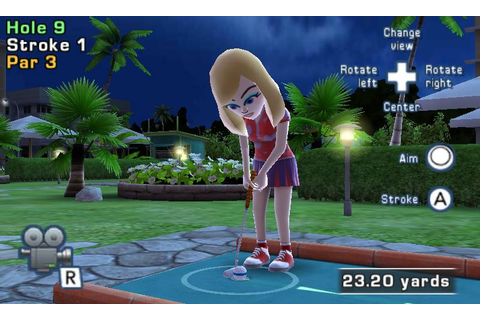 Fun! Fun! Minigolf TOUCH! (3DS eShop) News, Reviews ...