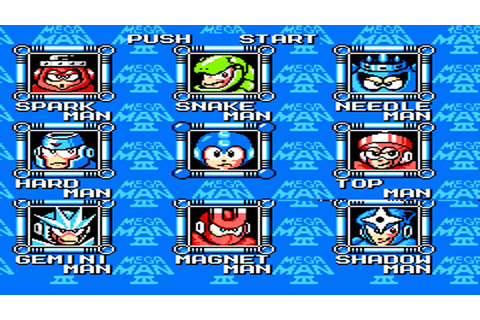 Mega Man 3 Review – Wizard Dojo