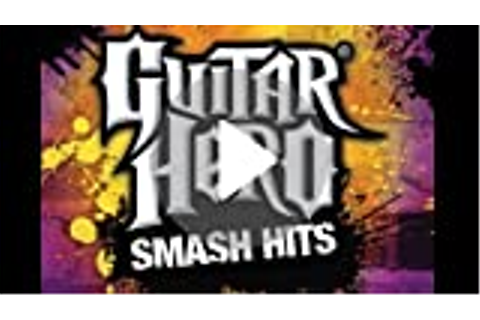 Amazon.com: Guitar Hero Smash Hits - Nintendo Wii: Video Games