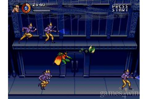 Adventures of Batman and Robin Download on Games4Win