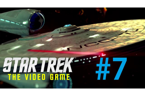 Star Trek (2013) The Video Game Walkthrough Part 7: Space ...