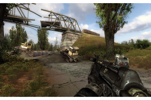 Image - STALKER- Shadow of Chernobyl No Hud.jpg | Nohud ...
