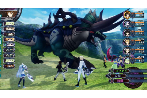 Battle Gameplay Fairy Fencer F PC Games