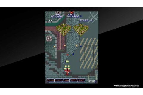 Arcade Archives A-JAX Game | PS4 - PlayStation