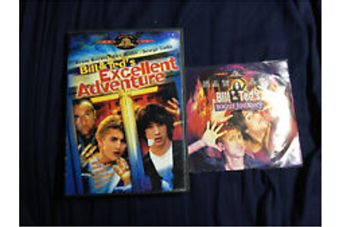 Bill And Teds Excellent Adventure and Bill & Ted's Bogus ...