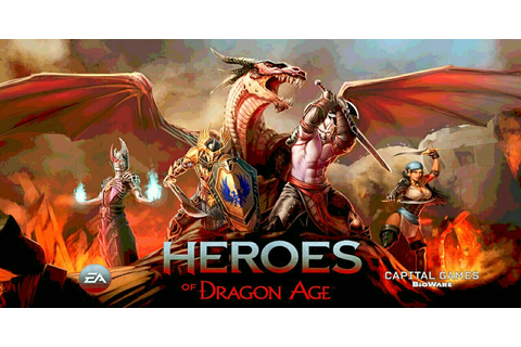 Download Heroes of Dragon Age full apk! Direct & fast ...